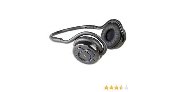 Connectland CNL - Auriculares de contorno de cuello (Bluetooth), color negro: Amazon.es: Informática