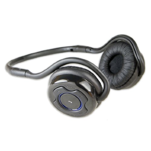 Syba CL-AUD23041 Bluetooth v2.1 + EDR Headphone with Microphone - Retail Packaging - - Syba Ipod