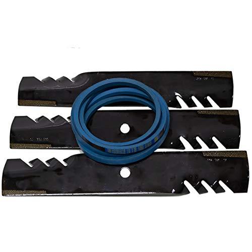 (Gator Blades & Belt Made with Kevlar Kit for 50