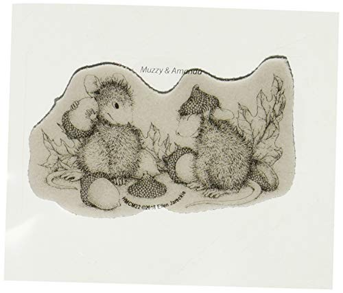 Precision House - Stampendous Cling Rubber Stamp, Acorn Cap