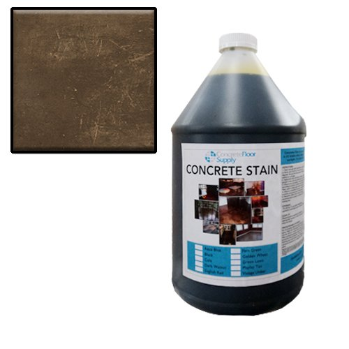 Concrete Acid Stain | Dark Walnut 1 Gallon