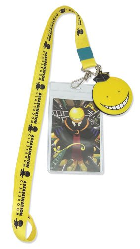 Great Eastern Entertainment Ermordung Klassenzimmer – Koro Sensei Lanyard