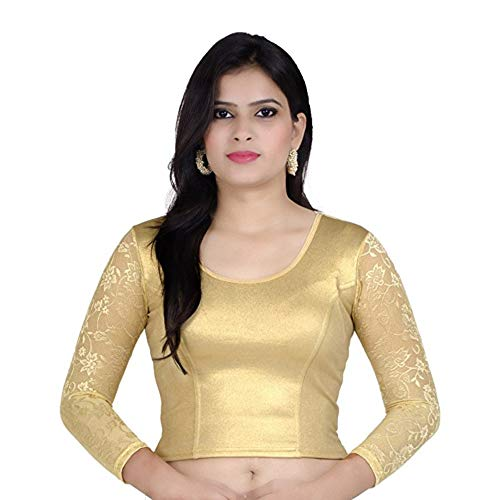 90d60d225d0a6 Fressia Fabrics Women s Cotton Saree Blouse (Ch 100Master) - Buy Online in  KSA. Apparel products in Saudi Arabia. See Prices