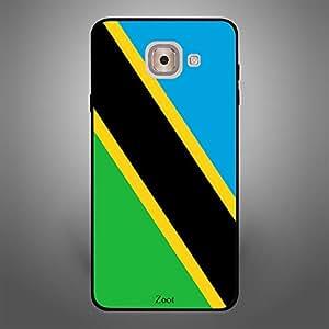 Samsung Galaxy J7 Max Tanzania Flag