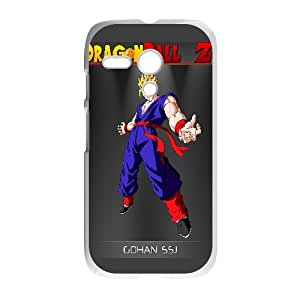 Gohan Dragon Ball Z Anime 1 Motorola G Cell Phone Case White TPU Phone Case SV_127462