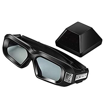 Image of 3D Glasses Wireless 3D Stereo Glasses Kit with Emitter for nVIDIA Graphics Card (3D Vision Kit)