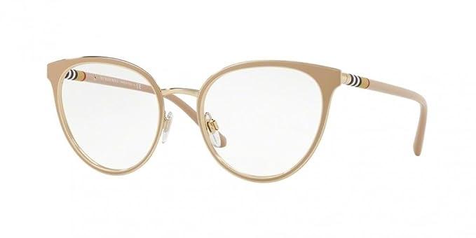 Amazon.com: Burberry BE1324 - Gafas de sol para mujer: Clothing