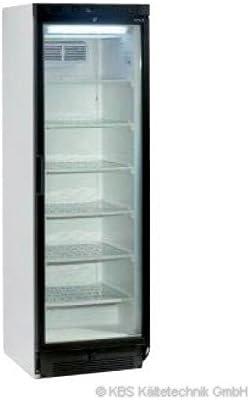 KBS Puerta de Cristal de profundidad Frigorífico TK 370g: Amazon ...