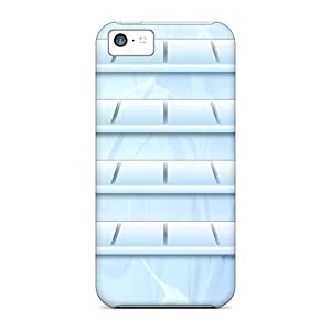 Mycase88 Perfect Cases For Iphone 5c/ Anti-scratch Protector Cases (icy Shelf)