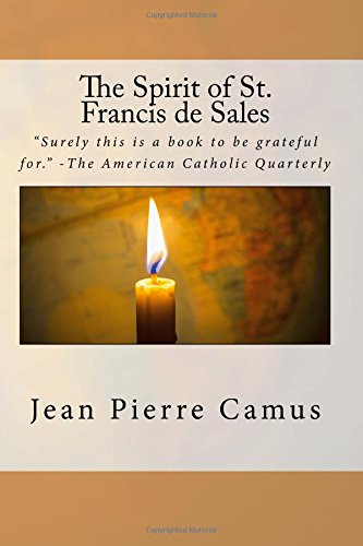 Download The Spirit of St. Francis de Sales pdf