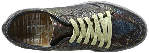 Mjus 876101-0102-6098 - Zapatillas Mujer Mehrfarbig (Blu)