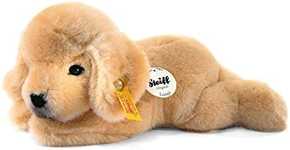 Steiff 280160 Lumpi Golden Retriever Welpe