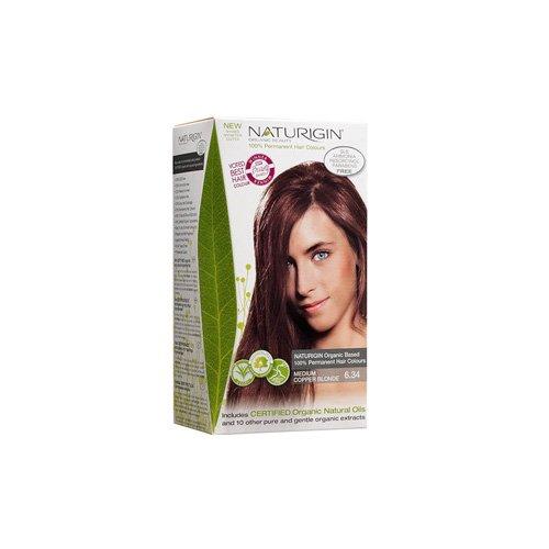 New - Naturigin Hair Colour - Permanent - Medium