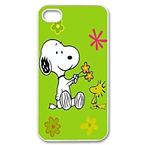 Custom High Quality WUCHAOGUI Phone case Cute & Lovely Snoopy Protective Case For Iphone 4 4S case cover - Case-18