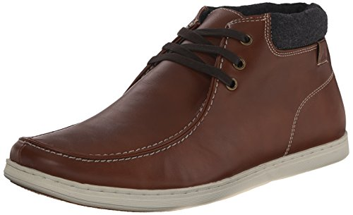 Aldo Mens Laufman Chukka Boots Cognac