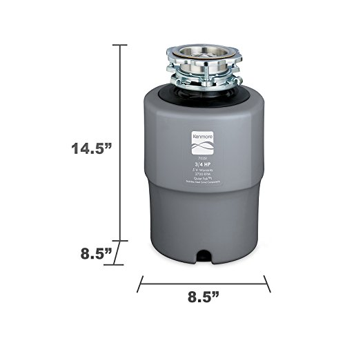 Buy kenmore garbage disposal
