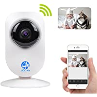 IP Camera, JOOAN A5(Update Version) 720P IP Camera Day/Night Wireless Video Monitoring Remote Control