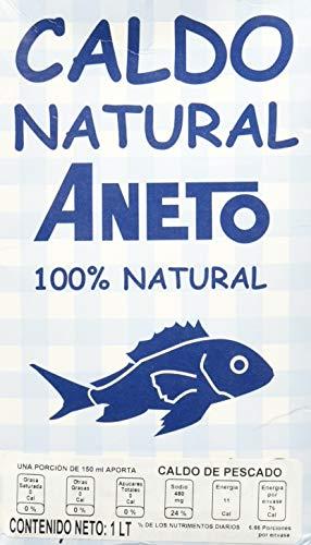 Aneto Caldo de Pescado, 1000 ml