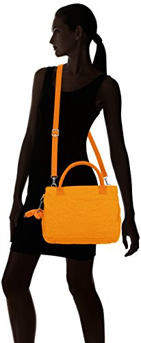 Womens Shoulder Yellow sunset Bag Orange Caralisa Kipling 8RWxwTqOnx
