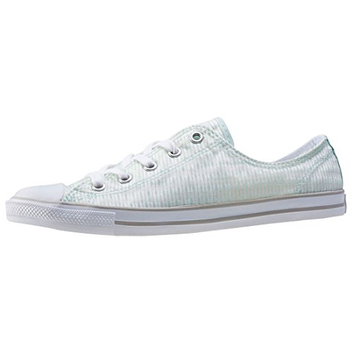 Converse Ox Vetroresina Mint Star Dainty Grn 555867c All Lace Engineered Dots Mouse Chucks Bianco rFRr8qA
