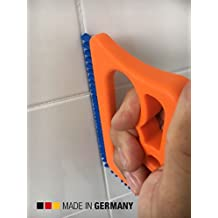 "Fugenial ""Fuginator®"" Tile Joint Cleaning Brush for Use in the Bathroom, Kitchen and the Rest of the Household - Blue (universal cleaning)"