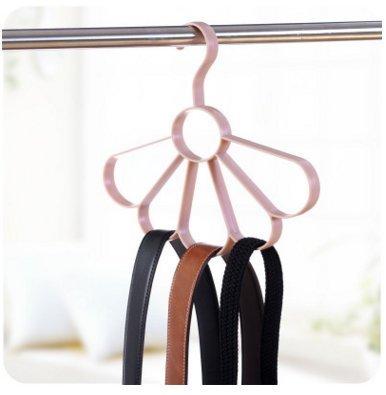 JCF Plastic Multifunctional Fan-shaped Drying Rack Clothespi