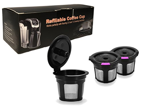 cafe cup reusable single cup pods - 2