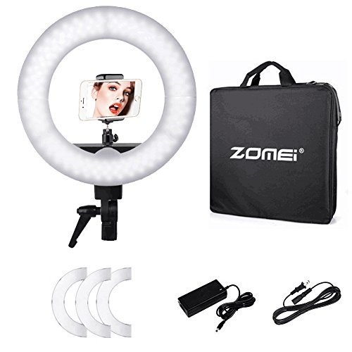 12 Led Ring Light