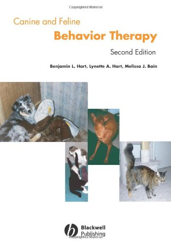 Canine and Feline Behavior Therapy (2nd Edition)