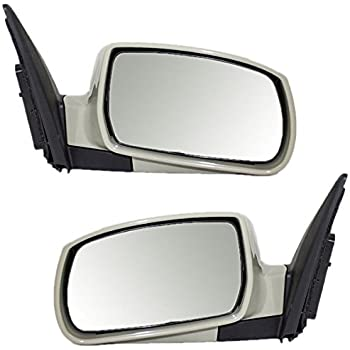 10-15 Tucson GL//GLS Power Non-Heat Manual Fold Rear View Mirror Left Driver Side