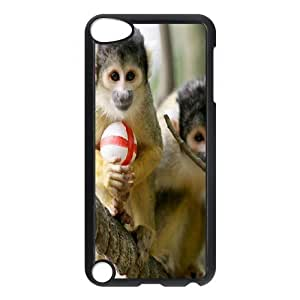 Funny monkey Personalized Case for Ipod Touch 5, Customized Funny monkey Case