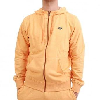 adidas Originals - Sudadera - para hombre naranja medium: Amazon ...