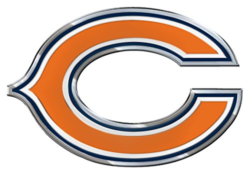 NFL Chicago Bears Die Cut Color Automobile - Malls Outlet Chicago