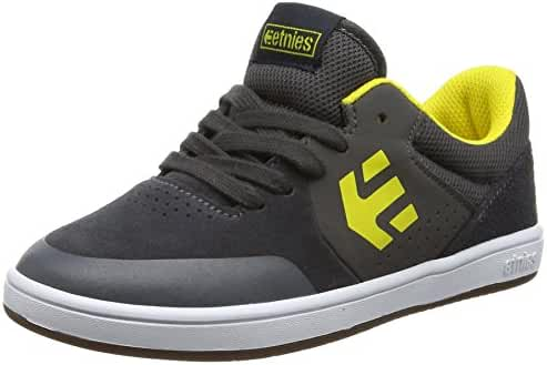 ETNIES KIDS Skateboard Shoes KIDS MARANA GREY/YELLOW
