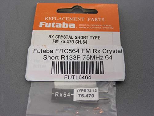 Futaba RX Crystal Short Type FM 75.470 CH 64 FRC-564