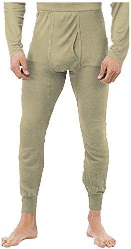 (Desert Sand Military Gen Iii Silkweight Thermal Underwear )