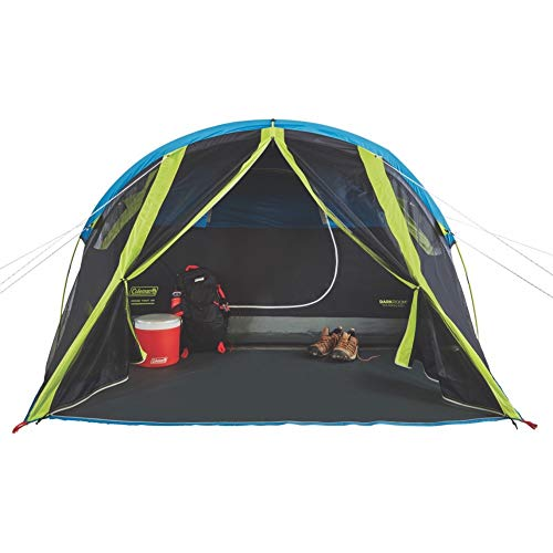 Coleman Carlsbad Dome Tent with Screen Room