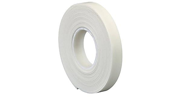 3 M 4466 Poliuretano espuma cinta adhesiva de doble cara, 1/16
