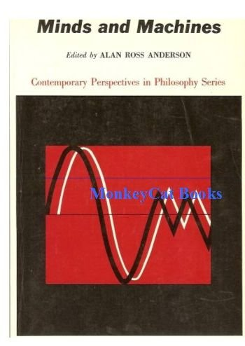 Minds and Machines (Contemporary Perspectives in Philosophy)