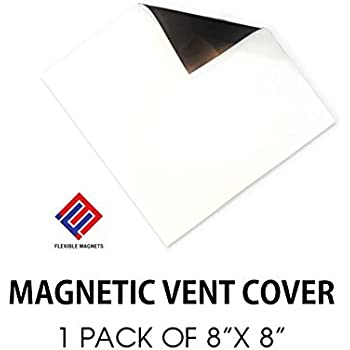 One Clever Magnetic Super Seal Vent Cover Heating Vents