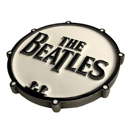 Factory Entertainment The Beatles Drum Head Bottle Opener