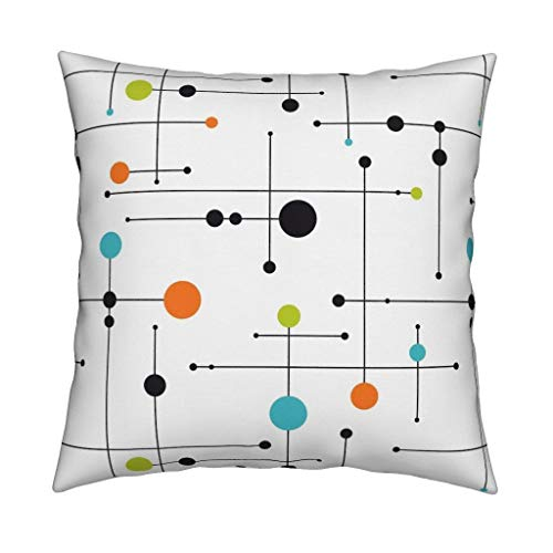 Customized Throw Pillow Cover Square Cotton Indoor for sale  Delivered anywhere in USA