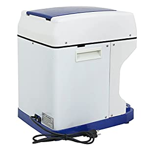 Smartxchoices 1400 RMS Commercial ICE Shaver Crusher Shaving Process Snow Cone Maker Machine Device