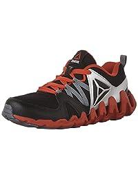 Reebok Kids Zig Big N' Fast Fire Running Shoes