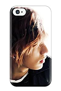 Leighton Van Ness Scratch-free Phone Case For Iphone 4/4s- Retail Packaging - B2st