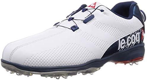 [ルコックスポルティフ] [ルコックスポルティフゴルフ]ゴルフシューズ QQ2NJA00 WHBL(ホワイトブルー) メンズ