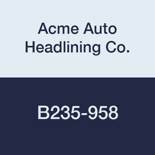 ACME Auto Headlining Co. (B235-958) Ford Mustang Black Co...