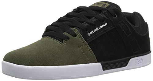 Zapatos DVS Kerry Getz Kerry Getz Getz - Signature Series Verde Oscuro Negro Ant