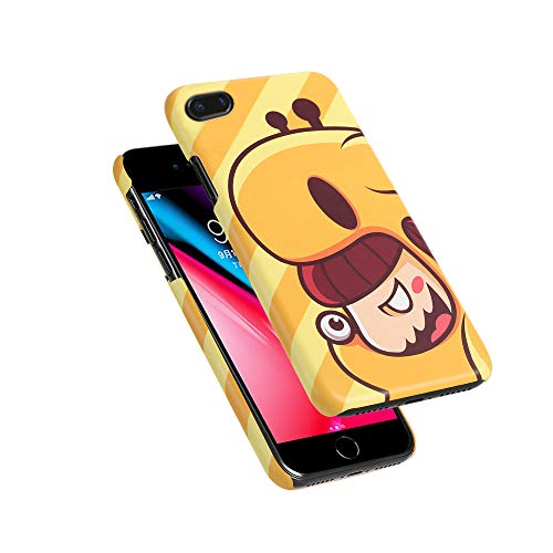 Cute Slim Fit iPhone 8 Plus/iPhone 7 Plus Case, Soft Touch with Durable Plastic, Stylish and Protective iPhone Cover, Compatible with iPhone 8 Plus and iPhone 7 Plus