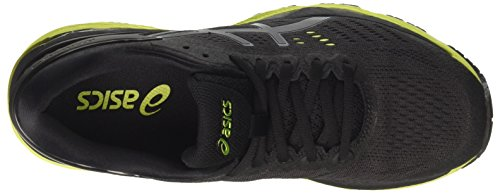 24 kayano Green Scarpe Running Gel Gecko Nero Phantom Asics black Uomo qwgE8Uxn51